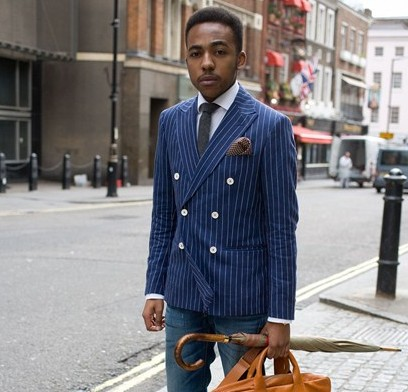 London Collections: Street Style