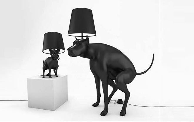 poepende-hond-lampen
