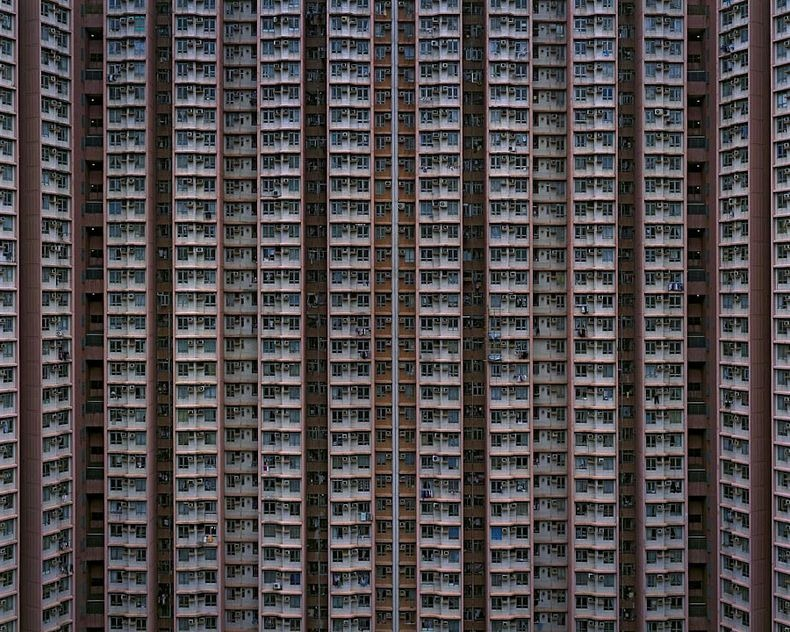 Hong-Kong-Wonen-in-een-hokje
