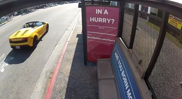 Qualcomm-busstop