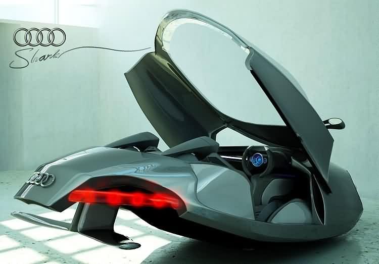 audishark-flying-car