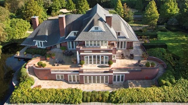 Het duurste huis van Nederland staat in Vinkeveen aan de plassen