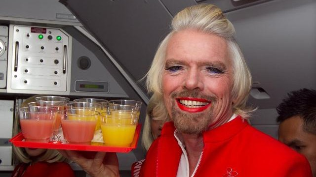 Richard-Branson-Stewardes