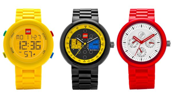 LEGO Watch System