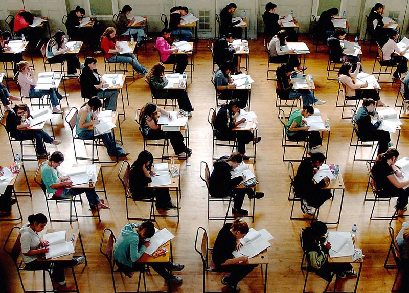 Education gap widening