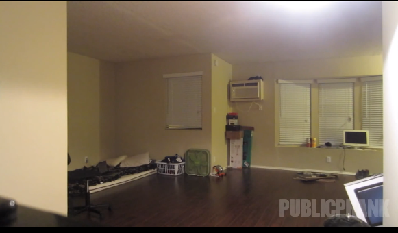 Epic Paranormal Prank – video