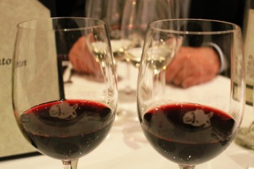 Santa Rita Wine Dinner @ Legal Seafoods (26)